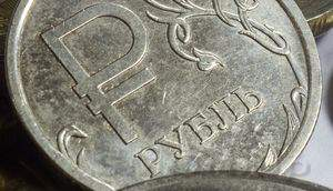 Рубль дорожает в парах с иностранными валютами