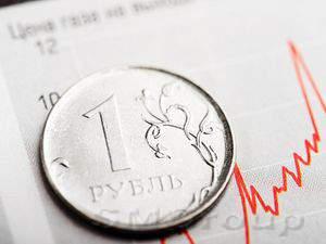 Нефть помогает рублю удержаться отпадения