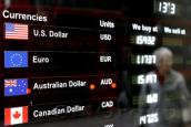 Рубль подскочил к более чем 2-месячным максимумам против доллара