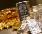 Золото и серебро растут на волне геополитических опасений
