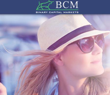 Binary Capital Markets (BCM): специальное предложение для трейдеров